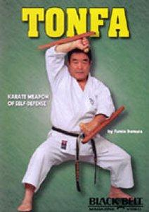Fumio Demura Tonfa - Karate Weapon of Self Defense